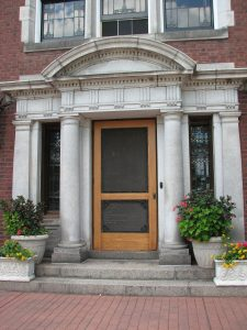 entry door repair Manhattan