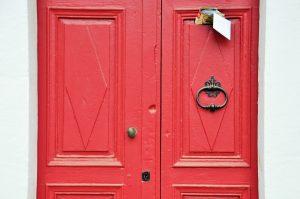 wood front doors Brooklyn