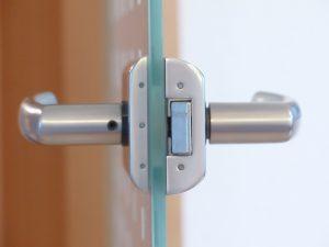 glass door repair nyc